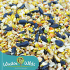 Standard Extra Wild Bird Seed. Added Peanut kibbles, Finest Grade,Winston Wilds