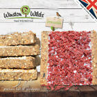 Wild Bird Suet Cakes, [20 PACK ] Energy Cakes. Handmade by Winston Wilds.