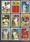 2018 TOPPS HERITAGE #'s 250-500 ( STARS, ROOKIE RC'S, HIGH # SP's ) - U PICK!!!