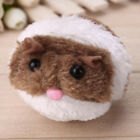 New Funny Plush Fur Mouse Shake Mouse Cat Toy Pet Little Interactive Kitten Toys