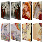 OFFICIAL SELINA FENECH UNICORNS 2 LEATHER BOOK WALLET CASE COVER FOR APPLE iPAD