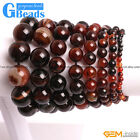 """Handmade Dream Lace Agate Beaded Energy Healing Stretch Bracelet 7""""Free Shipping"""