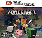 Minecraft: New Nintendo 3DS Edition *TAX FREE AND FREE SHIPPING*