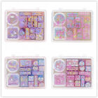 SANRIO KITTY MELODY TWIN STAR HUMMINGMINT (14 STAMP + 2 INK PAD) BOX SET 5840