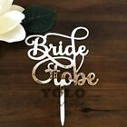 Bride To Be Acrylic Wooden Cake Topper Engagement Bridal Shower AUS Stock