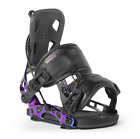 Flow x Nidecker NX2 Spectra Chrome Mens 2018 Snowboard Bindings