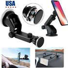 Внешний вид - Retractable Magnetic Car Dash Mount Dock Window Holder Universal Phone Tablet US
