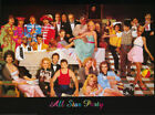 ALL STAR PARTY Art Silk Poster 8x12' 24x36' 24x43'