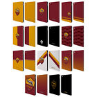 OFFICIAL AS ROMA 2017/18 CREST LEATHER BOOK WALLET CASE COVER FOR APPLE iPAD