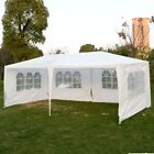 10' x 20' Outdoor Garden Canopy Heavy duty Party Wedding Tent Rain Sun Shlter US