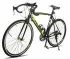 Finiss Aluminum 21 Speed Shimano Hybrid 700C Road Bike Racing Bicycle 52/56cm