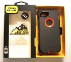 TitleOtter Box Apple iPhone  6 7 8 Defender Series Cover Case with BELT CLIP