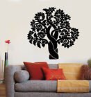 Vinyl Wall Decal Bonsai Asian Japanese Dwarf Tree Garden Hobbies Stickers 2644ig