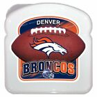 NFL Licensed BPA Free Sandwich Lunch Falcons, Saints, Broncos, Browns, Chargers $2.95 USD on eBay