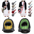 US Adjustable Pet Dog Carrier Bag Puppy Outdoor Travel Shoulder Sling Holder Bag