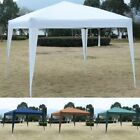 GOPULS 10' x 10' Garden Outdoor Wedding Party Shelter Canopy with Carry Bag US