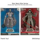 Kylo Ren Elite Series Masked - K-2SO Elite Series - Disney Die-Cast - Star Wars $21.5 USD on eBay