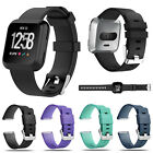Premium TPE Sports Wristband Strap Replacement Band for Fitbit Versa Smart Watch