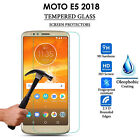 100% Genuine TEMPERED GLASS Screen Protector Cover For Motorola Moto G6 /G6 Play
