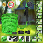 50FT 100FT 200FT EXPANDABLE FLEXIBLE GARDEN HOSE PIPE 3x EXPANDING &amp; SPRAY GUN <br/> SPECIAL PROMOTIONAL OFFER - PREMIUM QUALITY
