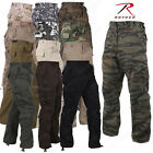 Rothco Men's Vintage Paratrooper Fatigues - Military Style Camo Cargo Pants