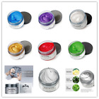 7 Colors Hair Color Pomades DIY Wax Mud Dye Styling Cream Clay Disposable DIY US