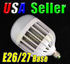 120V AC 24W 36W Cool Pure White LED E26/27 E39/40 MOGUL Base Light Bulb