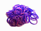 Fun Loom Silicone Bands with Super C-Clips Bracelet Accessories