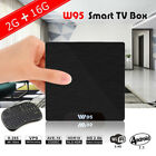 W95 16G Android 7.1 4K Amlogic S905W Smart TV Box Quad-core HD Media Player FZC