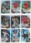 2016 TOPPS CHROME - STARS ROOKIE RC'S -   ALL REFRACTOR's  or PRISM