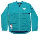 Adidas NBA Youth Charlotte Hornets On Court Jacket, Teal on eBay