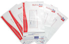 White VERY Strong Postal Mailing Bags / Polythene Self Seal Envelopes - S M L