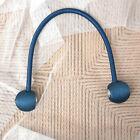 Fashion Magnetic Clip Curtain Round Strap Accessories Tiebacks Buckles Window