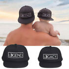 Legacy Parent-child Cap Legend Father and Son Baseball Hats Embroidery