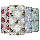 HEAD CASE DESIGNS WATERCOLOUR INSECTS SOFT GEL CASE FOR SAMSUNG PHONES 2