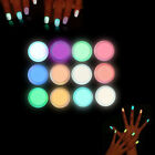 UV LED Gel Polish Glow In The Dark  Nail Art Sands Tips Manicure Tools