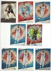 2017-18 PANINI REVOLUTION w/ PARALLELS - ASTRO, FRACTAL, GROOVE, CHINESE - UPICK