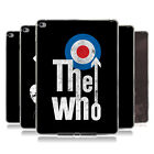 OFFICIAL THE WHO BAND ART SOFT GEL CASE FOR APPLE SAMSUNG TABLETS