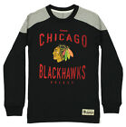 Reebok NHL Youth Chicago Blackhawks Scratched Out Team Tee, Black on eBay
