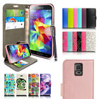 New Flip Wallet Pu Leather Phone Case Cover For Samsung Galaxy S3/s3 Mini,s4,s5,
