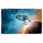 Star Trek Original Series USS Enterprise FINAL FRONTIER Lightweight Beach Towel on eBay