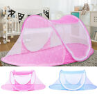 Внешний вид - Portable Baby Kids Summer Mosquito Foldable Tent Home Travel Net Bed Crib Shade