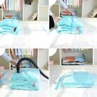 Clothing With Saving Package Seal Vacuum Compressed Organizer Storage Bag HX