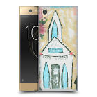 OFFICIAL AMANDA HILBURN PAINTING HARD BACK CASE FOR SONY PHONES 1