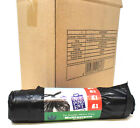 Heavy Duty Bags 85L Black Bin Liners Multi Purpose Sacks Strong Rubbish Waste