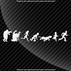Scooby Doo Gang Ghost Chase Vinyl Decal Sticker - Tons Of Options 6 In-15 In