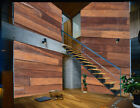 3D Brown Fashion Wood 5 Wall Paper Wall Print Decal Wall Deco Indoor Wall Murals