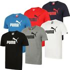 Puma Mens Style Essentials No1 Cotton dryCELL Gym Sports Casual T-Shirt Tee Top
