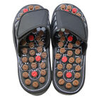 Women Men Slipper Sandal Reflex Massage Slipper Acupuncture Foot Shoes US size