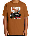 F-150 Offroad Machine Kid's T-shirt Ford Off Road 4x4 Tee for Youth - 2075C